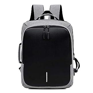 41a2dH7gSgL. SS324  - FANDARE Antirrobo Laptop Mochila con Puerto de USB Tira Reflectante Hombres/Mujeres Bolso de Mano Impermeable Bolso de Escuela Outdoor Viaje Camping Rucksack Poliéster