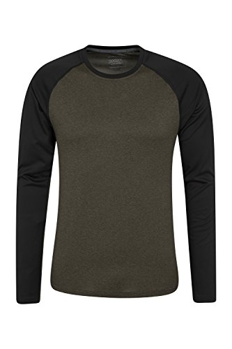 mountain-warehouse-trinity-mens-long-sleeved-high-wicking-breathable-uv-protection-t-shirt-khaki-x-l