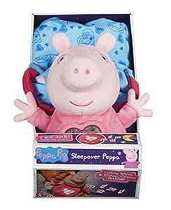 Peppa Pig 6926 Sleepover Peppa, Rosa alfonbrilla para ratón