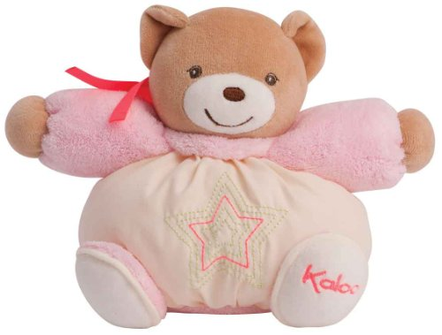 Creme Teddy Bear Winter-Follies Janod - Plüsch Winter-pokemon