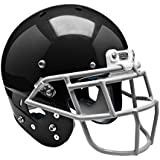 Schutt Sports 789601juventud AiR XP Pro casco de fútbol (Faceguard no incluido) - 7896015006, L, Negro