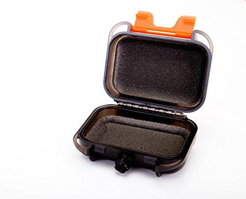 Westone mini-monitor Vault II Schutzhülle für Kopfhörer und In-Ear-Monitore (Smoke Vault)