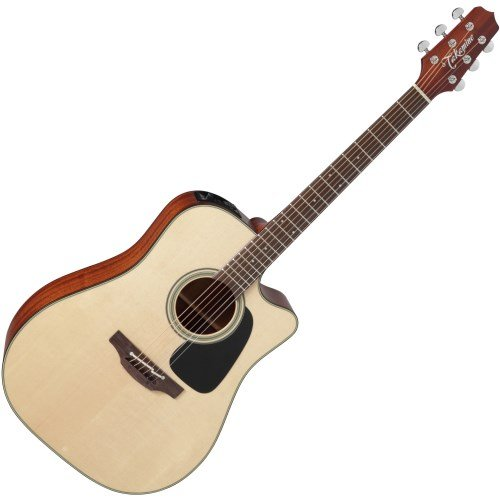 Takamine - P2dc guitarra electro-acustica dreadnought serie pro