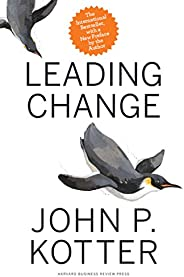 Leading Change by John P. Kotter - Hardcover