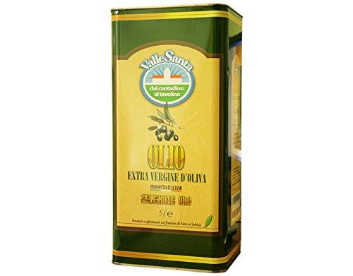 Olio extra vergine di oliva nuova spremitura 5 lt (o101n)