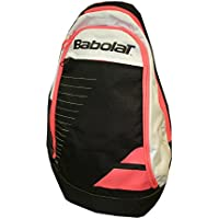 Babolat Sling Club Raquetero de Tenis, Unisex Adulto, Negro/Rosa, Talla Única
