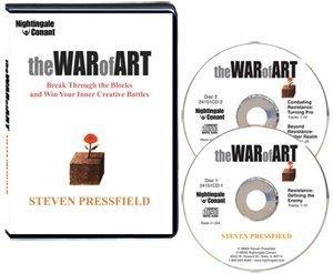 The War of Art (Break Through the Blocks and Win Your Inner Creative Battles)