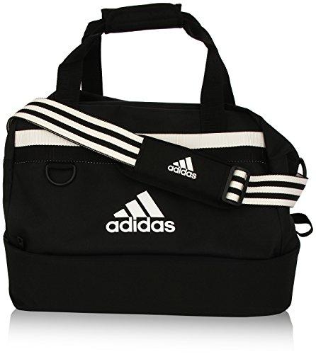 adidas Unisex Fußballtasche Tiro15 Schwarz / Weiß