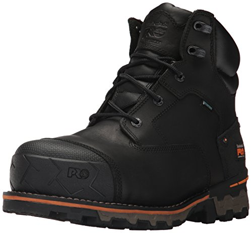 Timberland PRO - - Chaussure 6 in Boondock CT WP pour Homme, 45 EU, Black