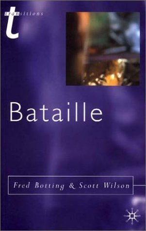 Bataille (Transitions) by Fred Botting (2001-04-04)