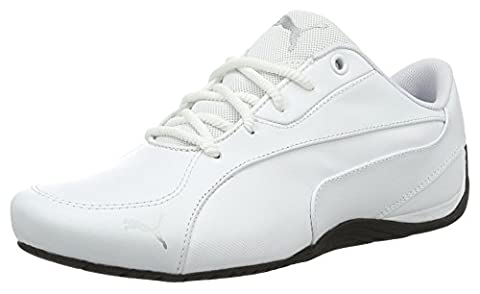 Puma Unisex-Erwachsene Drift Cat 5 Core Low-Top, Weiß (Puma White