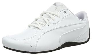 Puma Drift Cat 5 Core, Sneakers Basses Mixte Adulte, Blanc White 03, 45 EU (B01N01KWA2) | Amazon Products