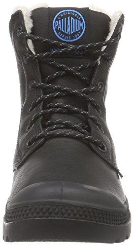 Palladium Pampa Sport Cuff Wps, Desert boots mixte adulte Noir (black 001)