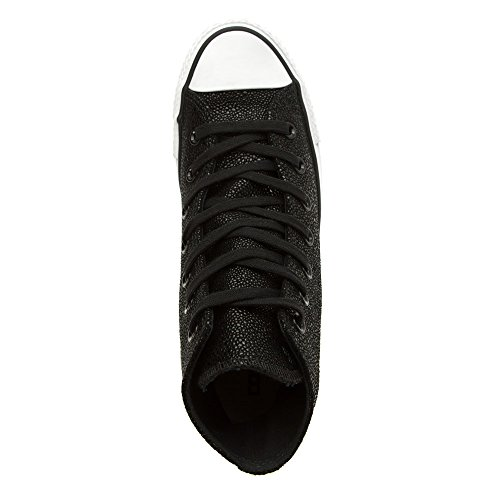 Converse - 154037, Sneaker alte Unisex – Adulto Black