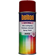 Belton - SpectRAL Spraydose RAL 3002 Karminrot (400ml)