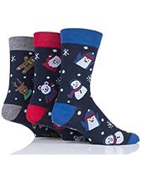 Amazon.fr   cadeau noel - Chaussettes   Homme   Vêtements e657f9a1bf6