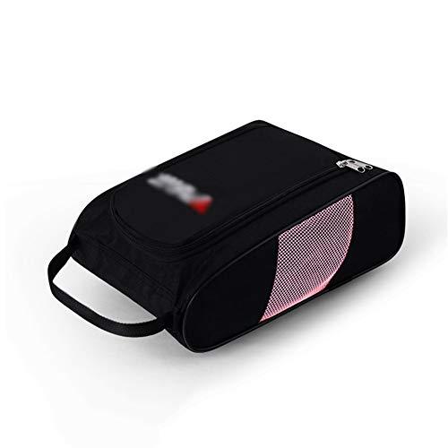 LTLSF Herren Golfschuhe Tasche, Faltbare Atmungsaktive Leichte Große Kapazität Tragbare Golftasche, 22 * 13 * 32,5 cm, Unisex
