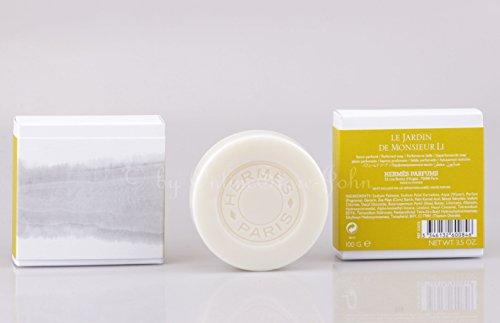 Hermes - Le Jardin de Monsieur Li - 100g Parfümierte Seife/Perfumed Soap - Hermes Seife