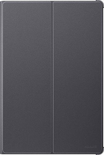 """Huawei Custodia Flip per Tablet M5 10""""/M5 10"""" Pro, Accessorio Originale, Grigio"""