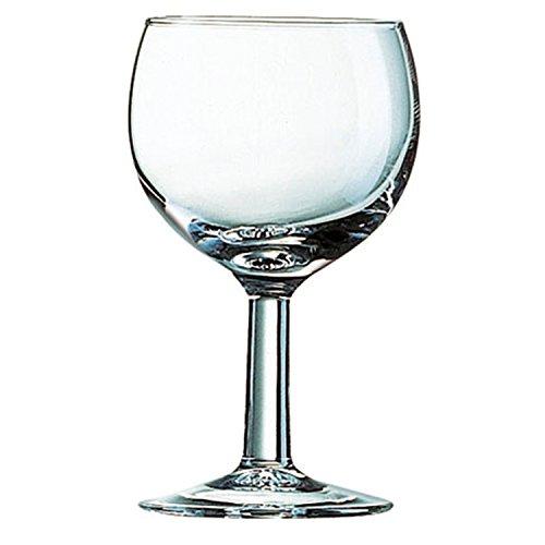 Luminarc Ballon - Set de 6 copas de vidrio para...