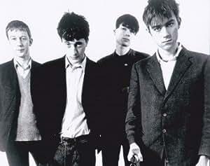 Blur Damon Albarn Britpop Rock Musique Chanteur 10 Par 8 Pouces 25cm par 20cm Photo Affiche