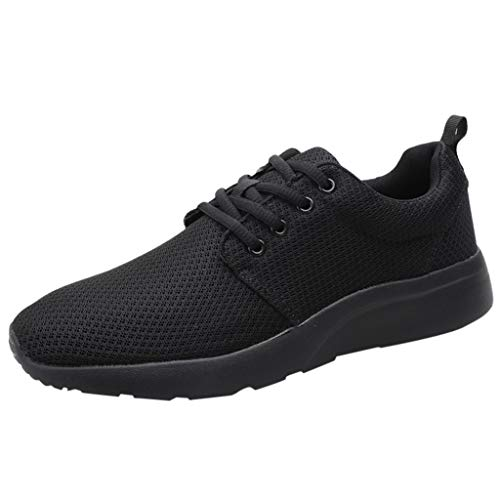 HLIYY Hommes Basket Mode Chaussures de Sports Course Sneakers Fitness Gym athlétique Multisports Outdoor Casual Running Fitness Course Sneakers