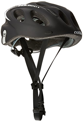 Catlike Kompact'O Casco de Ciclismo, Unisex adulto, Negro (Mate), M 55-58 cm