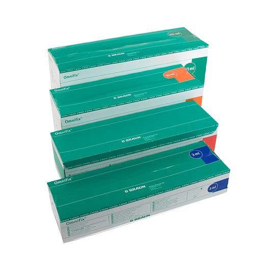 OMNIFIX Solo Spr.3 ml Luer Lock latexfrei 100X3 ml