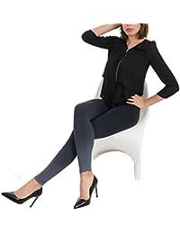 ANAISSA- Legging degrade negro, color negro, tall S
