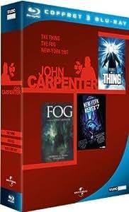John Carpenter - Coffret - The Thing + New York 1997 + The Fog [Blu-ray]