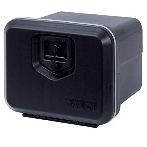 LKW Staukasten aus Kunststoff 410x348x340 mm, 29 ltr, Werkzeugkasten, Staubox, Deichselkasten, Deichselbox - Lkw Für Tool-box