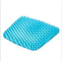 Preisvergleich für Zzh Sitzkissen mit Rutschfesten Deckel, Atmungsaktivem Waben Design Für Rückenknochen-Sciatica-Schmerzlinderung und Hüft Formung