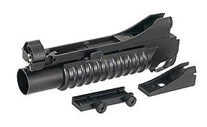 DUKE INVASION lance grenades airsoft ris m203 court + adaptateur