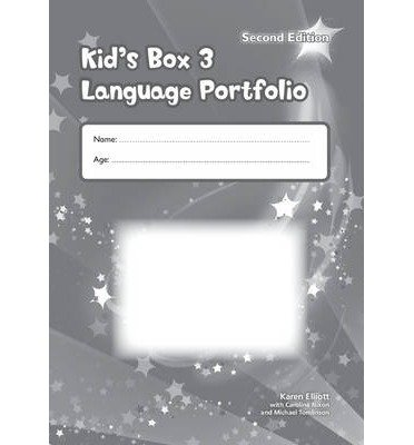 [(Kid's Box Level 3 Language Portfolio)] [ By (author) Karen Elliott, With Caroline Nixon, With Michael Tomlinson ] [July, 2014]