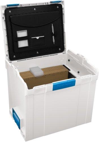 Preisvergleich Produktbild Sortimo LB 374 HRE SET L-Boxx 372 inklusiv Hängeregister und Dokumentenkarte