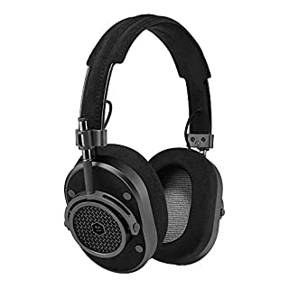 Master & Dynamic Signature MH40 Over-Ear Closed Back Headphones with High Sound Quality and High Level of Design, Alcantara (B01CNSN7BA) | Amazon price tracker / tracking, Amazon price history charts, Amazon price watches, Amazon price drop alerts