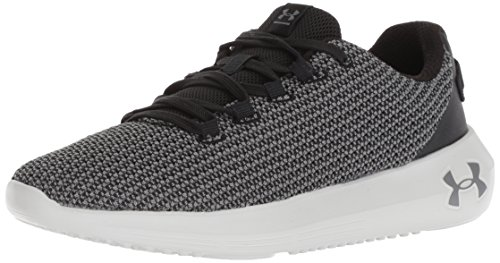 Under Armour Ripple, Scarpe Running Donna, Nero (Black Graphite 004), 38.5 EU