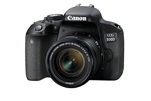 Imagen de Cámaras Reflex Canon por menos de 800 euros.