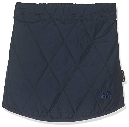 Jack Wolfskin Mädchen G Bear Lodge Skirt Rock, Midnight Blue, 152