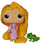 Funko - POP Disney - Tangled - Rapunzel & Pascal