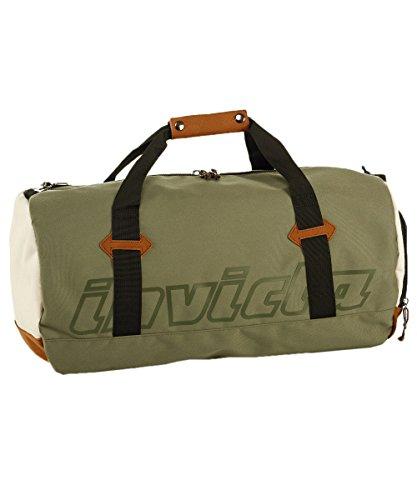 Borsa Sport Invicta, Duffle Bag, Verde, 37 Lt, Sport & Viaggi