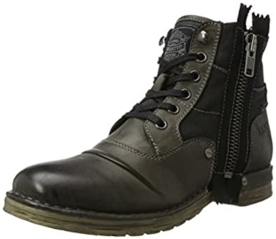 Mens 321347501214 Classic Boots, Braun (Bordo 3535) Bugatti