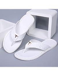 Blancas Hombre Amazon Para Zapatos esSandalias 39 vmn08NywO