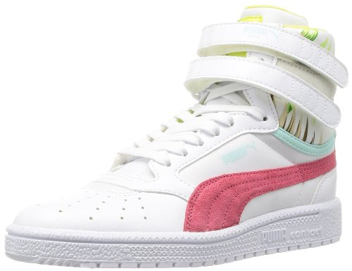 Puma Sky 2 Hi Sneaker Women trainer white 356299 03 White