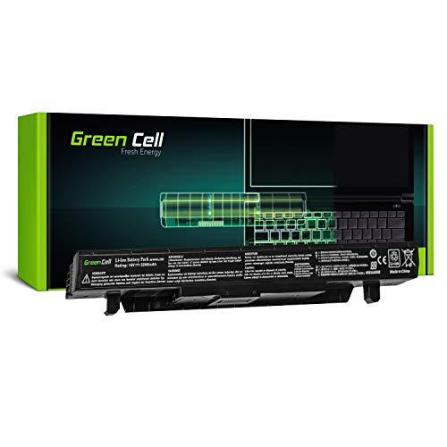 Green Cell® Standard Série A41N1424 Batterie pour ASUS GL552 GL552J GL552JX GL552V GL552VW GL552VX...