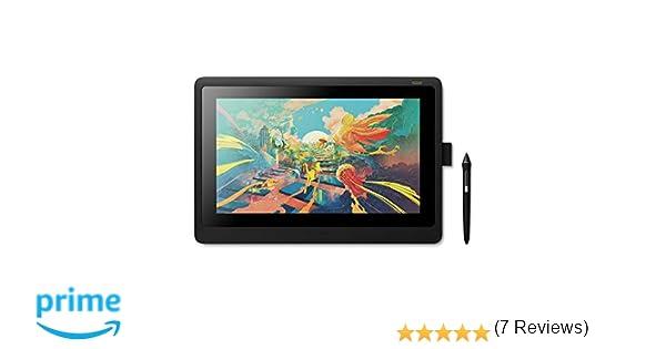 0c30a41d32 WACOM Cintiq 16 Display Interattivo e Penna Wacom Pen Pro 2 - Tavoletta  Grafica con Schermo LCD 16