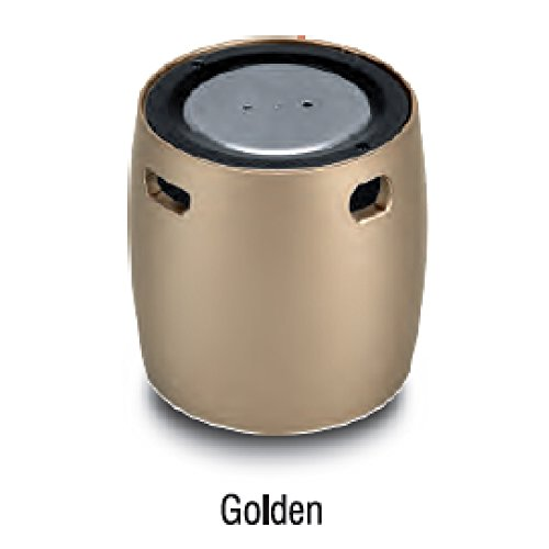 iBall LIL Bomb 70 Ultra Portable Bluetooth Speaker With Mic - Golden