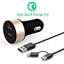 [Qualcomm Certificato] iVoler Due Quick Charge 3.0