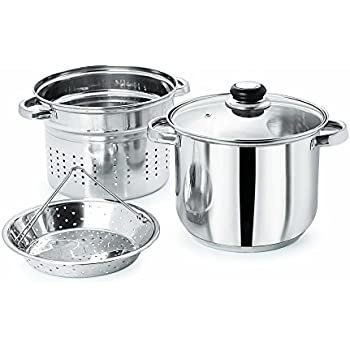 Buy Vinod Cookware 2 Tier Steamer 18cm Online At Low