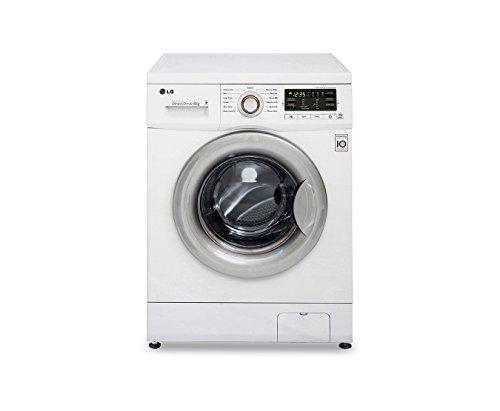 LG Electronics F14B8TDA7H Waschmaschine FL / A+++ / 137 kWh/Jahr / 1400 UpM / 8 kg / 13 vorprogrammierte Programme / weiß